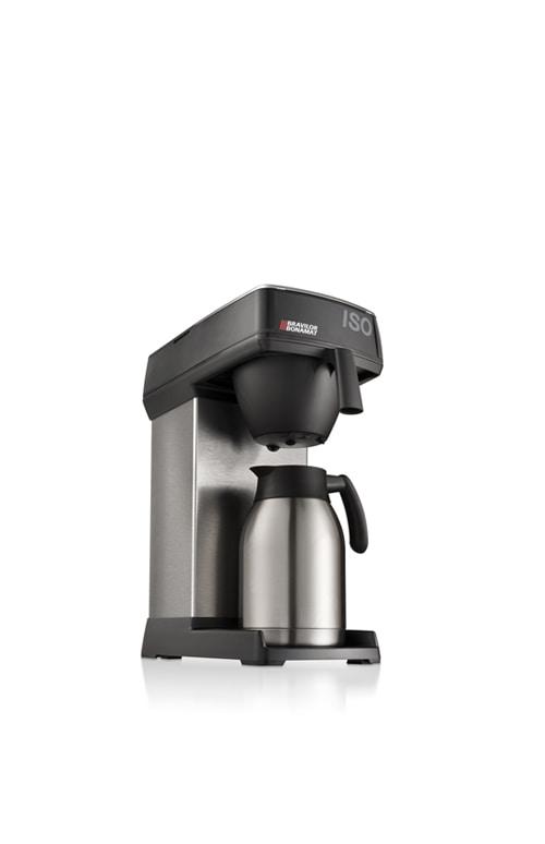 Bravilor Iso, macchina caffè con filtro circolare