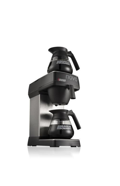 Bravilor Novo, macchina caffè con filtro circolare