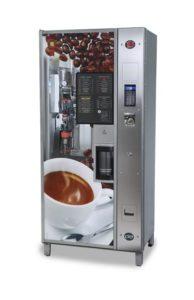 Ducale City 700 Safe, distributore automatico caffè con struttura rinforzata