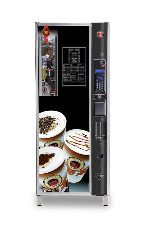 Ducale City 750 distributore automatico caffe multi cups