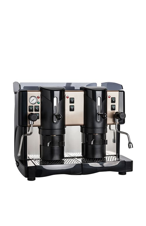 Jasmine Spinel, macchina da caffè a due gruppi