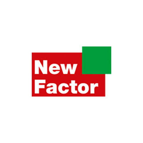 New Factor logo