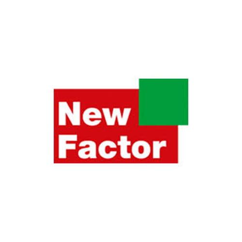 New Factor logo
