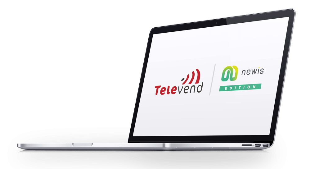 Televend software