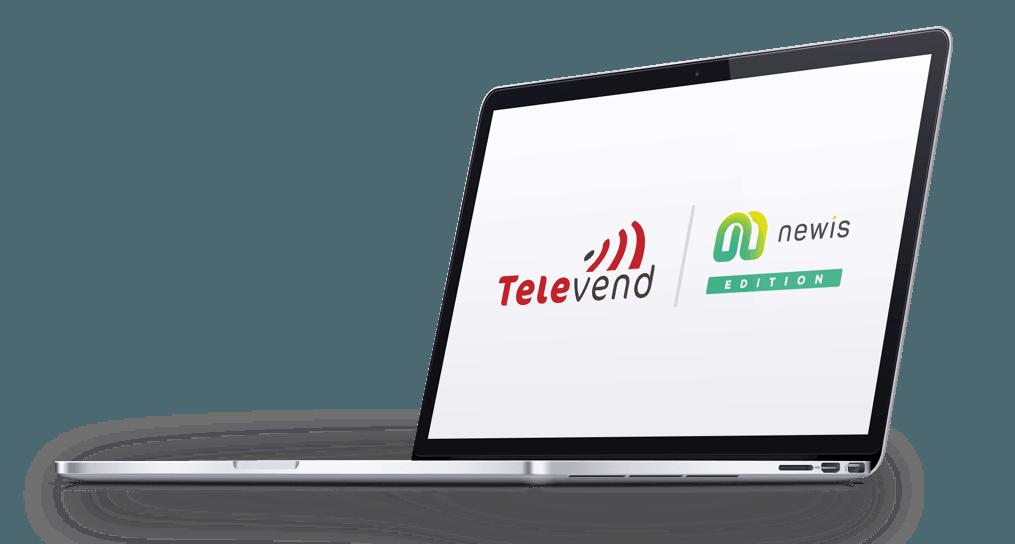 Televend software