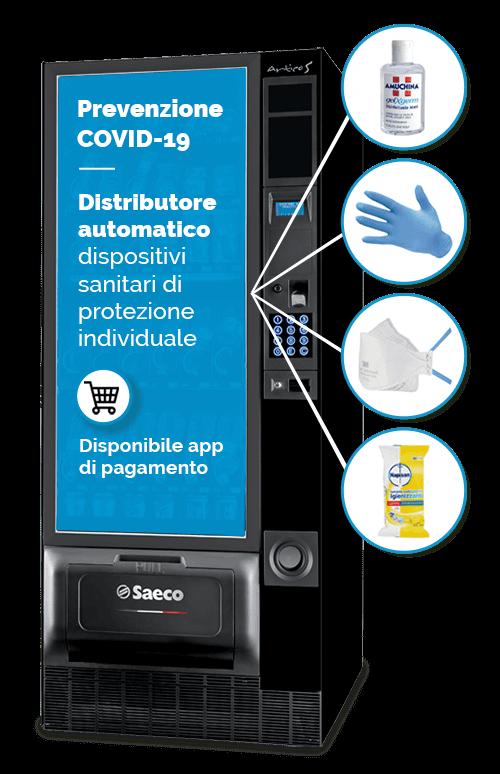 Artico Safe, distributore dispositivi DPI, mascherine guanti gel salviette igienizzanti