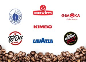 caffè in capsule e cialde per i negozi