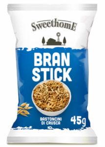 Bran Stick, cereali e fibre monoporzione
