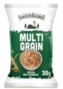 Multi Grain, Cereali monoporzione