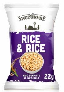 Rice&Rice, Riso soffiato monoporzione