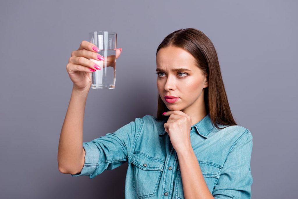 erogatore acqua di qualità
