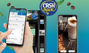 app distributori automatici breasy
