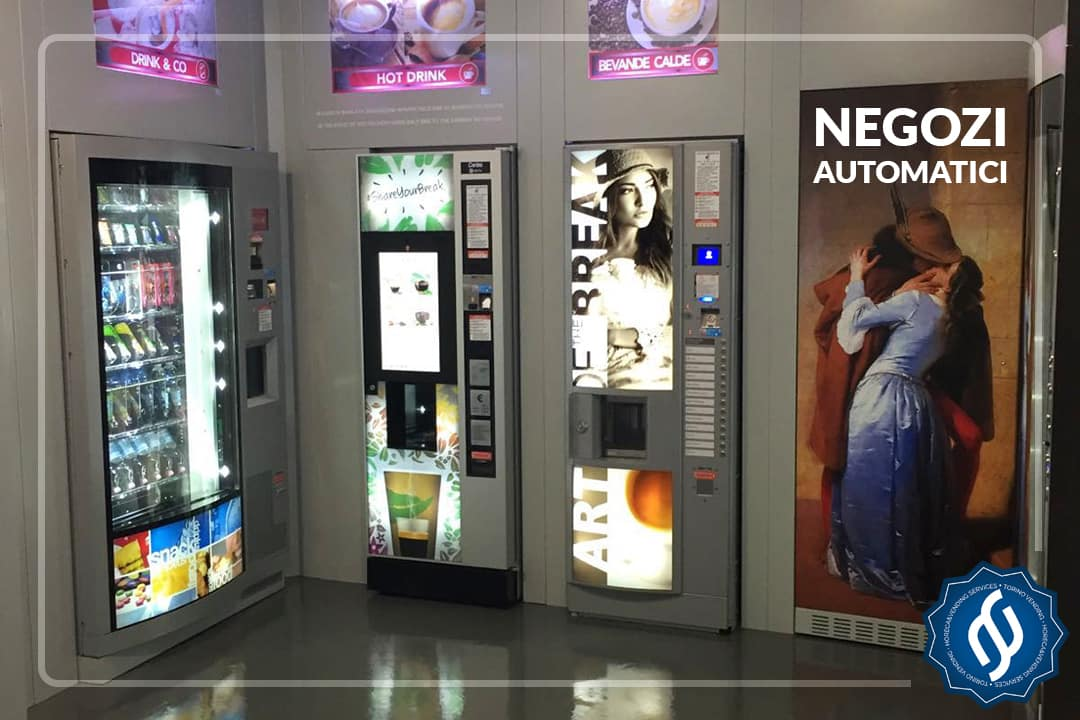 negozi automatici h24 torino vending