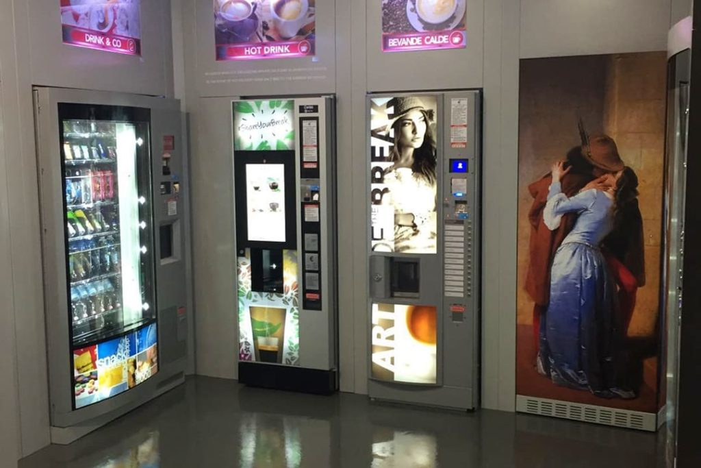 negozio automatico automatic shop h24