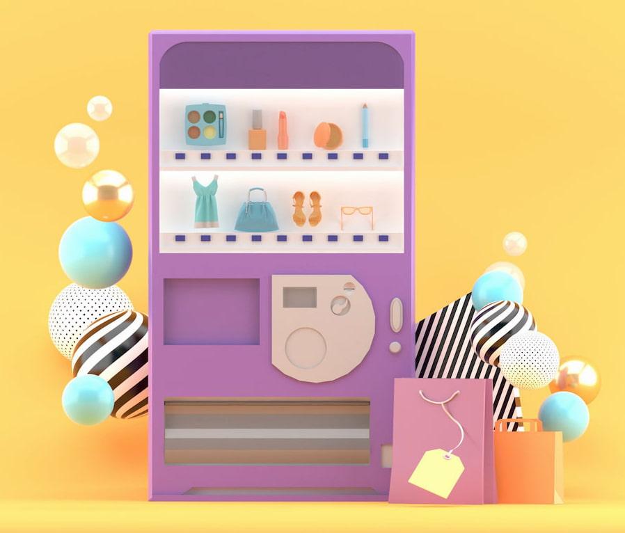 negozi automatici h24 regali e gadget