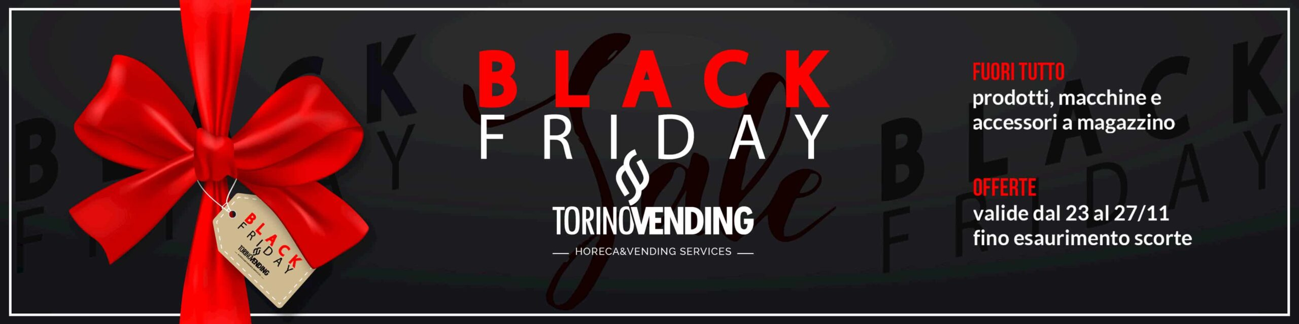 black friday home page banner
