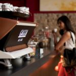 Gaggia La Reale macchina da caffè per bar e caffetterie, caffè al banco