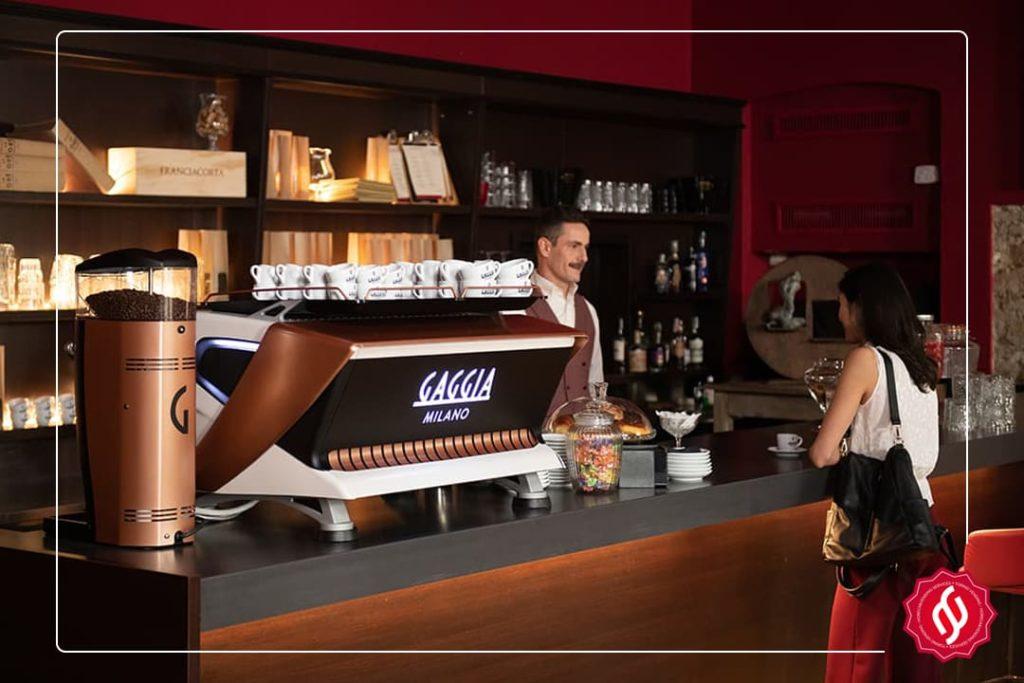 Gaggia La Reale macchina da caffè per bar e caffetterie