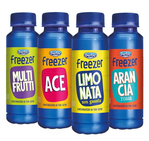 yoga succhi di frutta Derby blue Freezer
