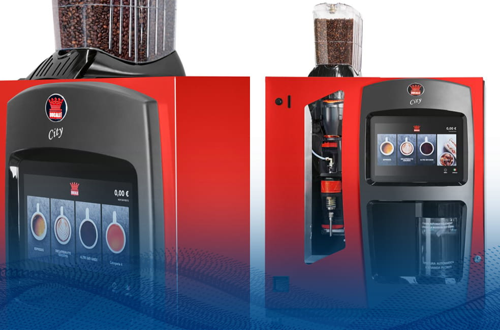 Ducale vending, City 300 distributore automatico caffè