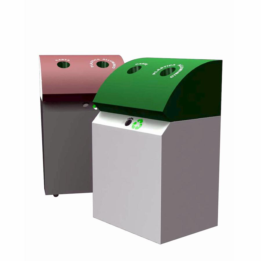 cestini per raccolta differenziata ufficio