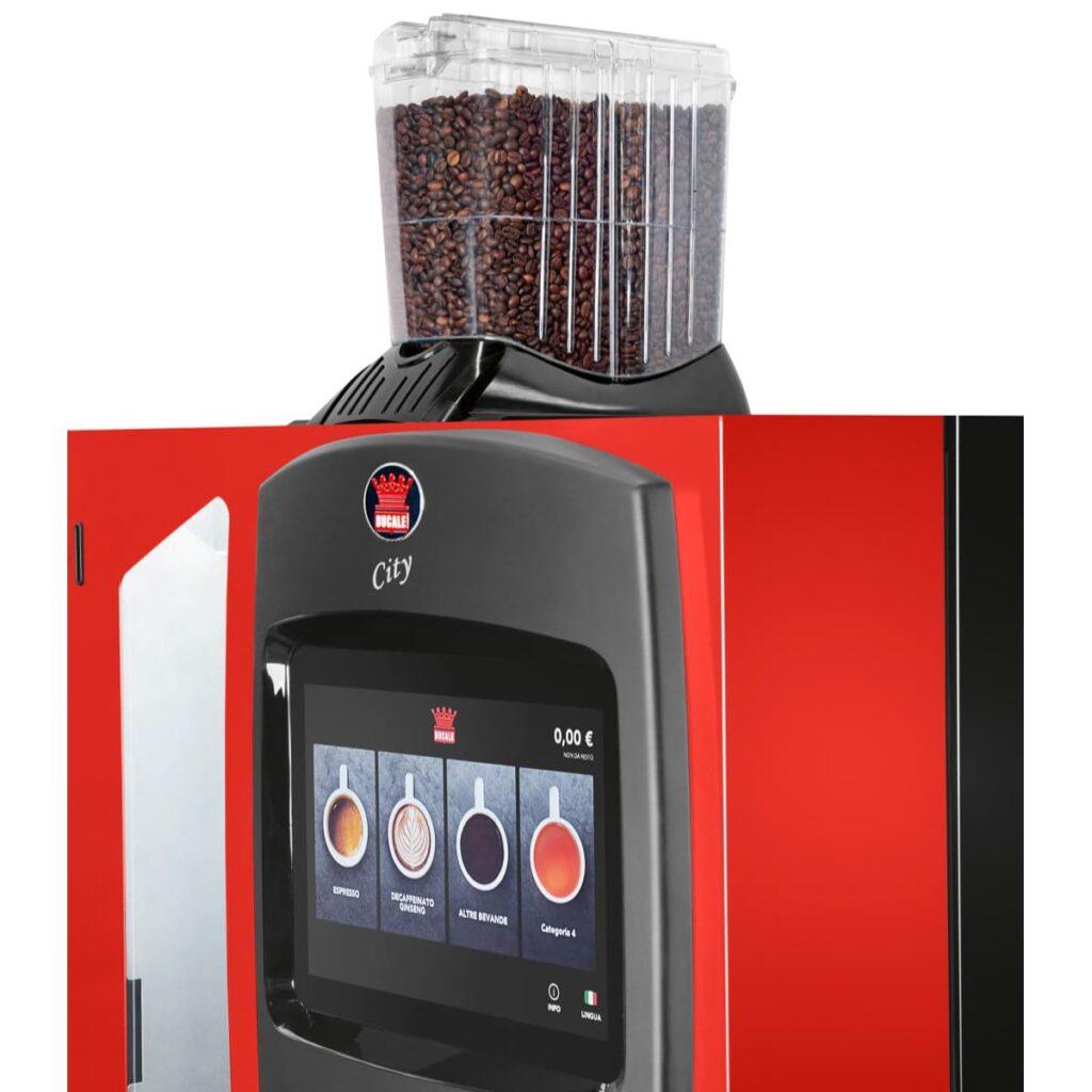 Ducale macchine da caffè vending