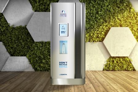 distributore acqua ufficio acqua alma point