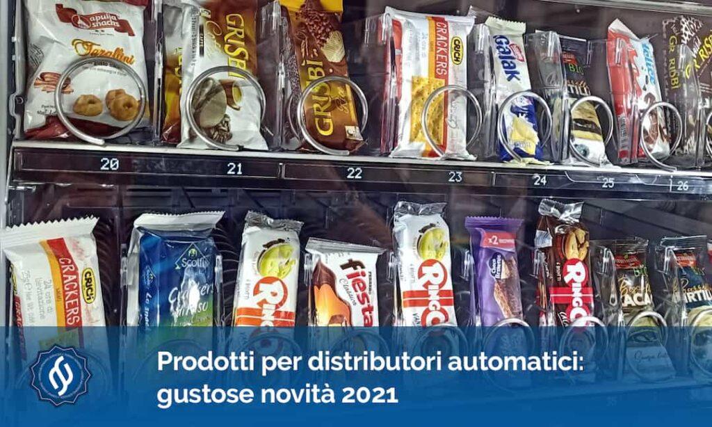 prodotti per distributori automatici