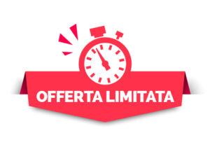 OFFERTA LIMITATA