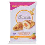 bauli prodotti distributori automatici vending croissant albicocca
