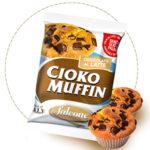 prodotti distributori automatici, falcone cioko muffin