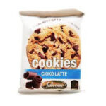 prodotti distributori automatici, falcone cookies cioko latte