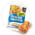 prodotti distributori automatici, falcone yogurt muffin