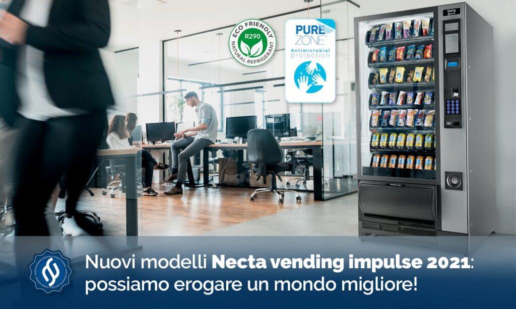 necta vending impulse 2021