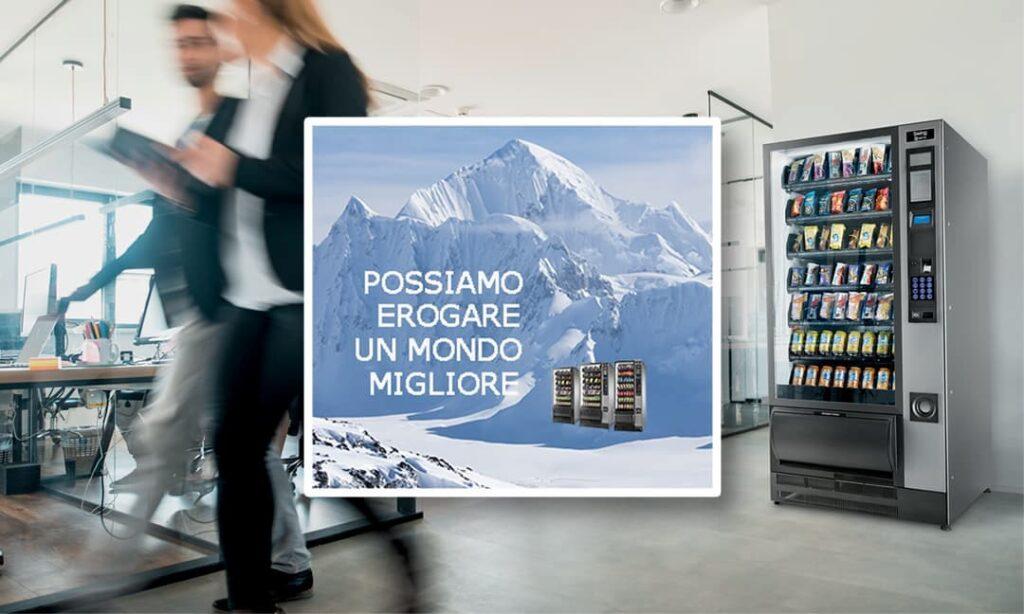 necta vending distributore automatico swing