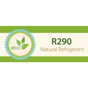 R290 - refrigerante naturale