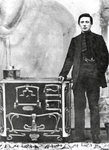 Antonio Zanussi 1920