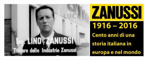 Lino Zanussi Seconda generazione