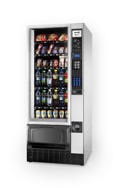 necta melodia distributore automatico snack & drink