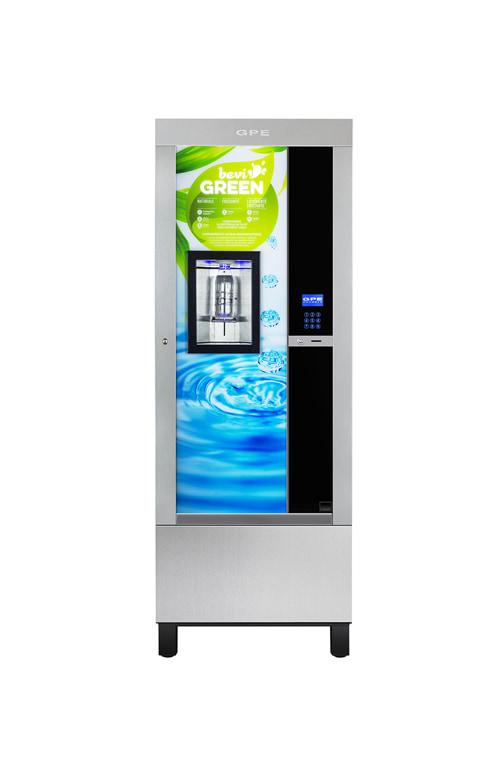 Mezzolitro GPE distributore acqua di rete