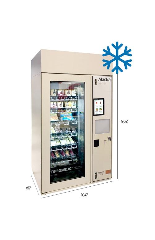 alaska magex distributore automatico