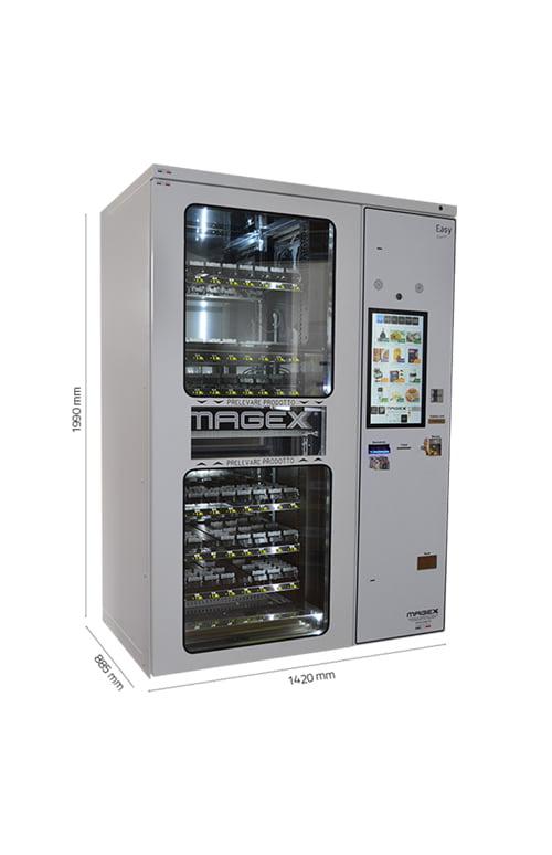 easy 9 magex distributore automatico