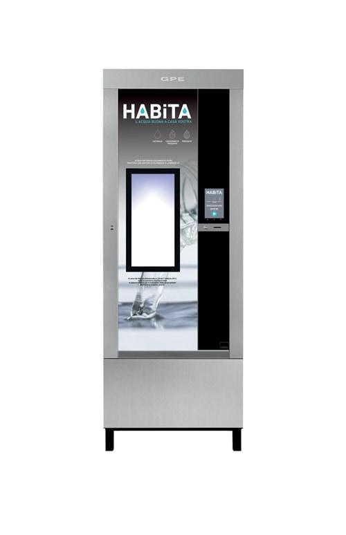Habita GPE distributore acqua microfiltrata