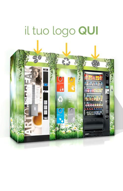 rivestimenti in cartone per distributori automatici